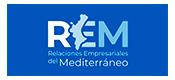 logo relaciones empresariales del mediterráneo