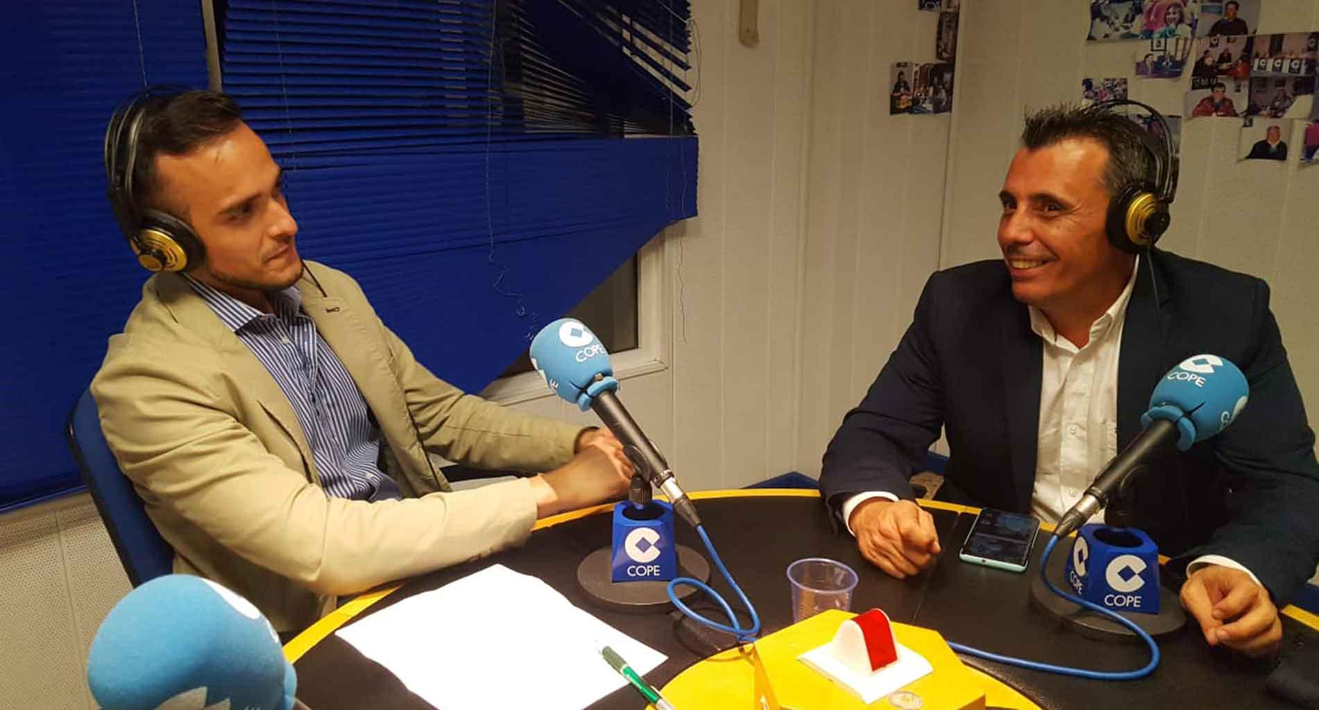 Entrevista en el programa Psicoeducando de la Cope - Tratamiento de las adicciones con Fundación Jorge Talavera